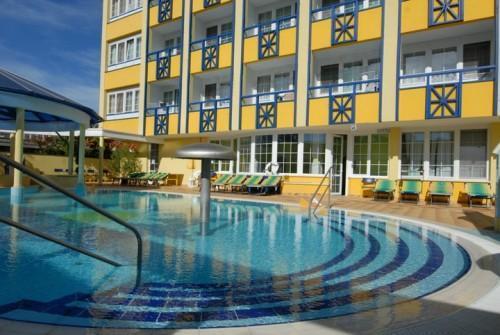 Rudolf SPA Hotels ( Hévíz, Hajdúszoboszló, Budapest, Vonyarcvashegy-BALATON)