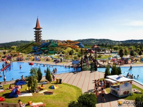 AquaCity Vízicsúszda- és Élménypark Zalaegerszeg - szép kártya elfogadóhely