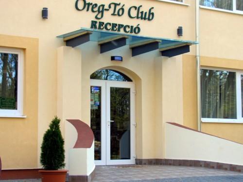 Öreg-tó Club Hotel és Ifjúsági Tábor - szép kártya elfogadóhely